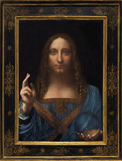 Tableau Léonard De Vinci