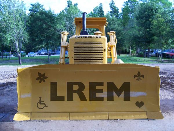 Bulldozer LREM